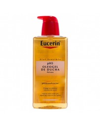 OLEOGEL DE DUCHA EUCERIN PIEL SENSIBLE PH-5 400 ML