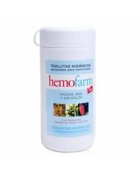 HEMOFARM PLUS TOALLITAS BOTE 60 TOALLITAS