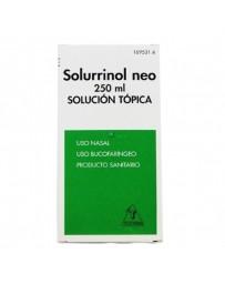 SOLURRINOL NEO SOLUCION TOPICA 250 ML