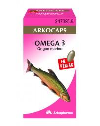 OMEGA 3 ARKOPHARMA 50 CAPSULAS