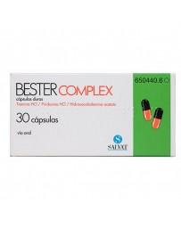 BESTER COMPLEX 30 CAPSULAS