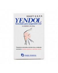 YENDOL 10 SOBRES GRANULADO SUSPENSION ORAL