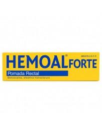 HEMOAL FORTE POMADA RECTAL 30 G