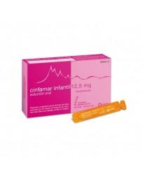 CINFAMAR INFANTIL 12.5 MG 6 SOBRES SOLUCION ORAL 5 ML