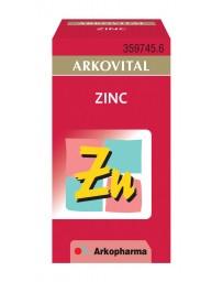 ZINC ARKOVITAL 50 CAPSULAS