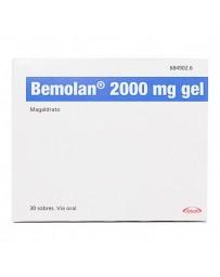 BEMOLAN 2 G 30 SOBRES GEL ORAL