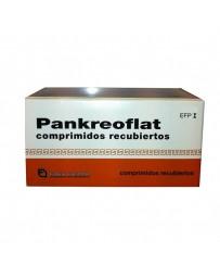 PANKREOFLAT GRAGEAS 6000 U / 6000 U / 400 U / 80 MG 20 COMPRIMIDOS