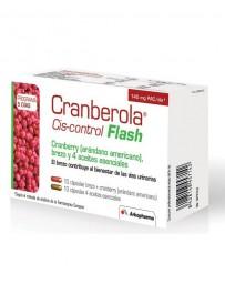 CRANBEROLA CISCONTROL FLASH ARANDANO 20 CAPSULAS