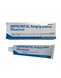 IMPRONTAL 5 MG/G CREMA 60 G