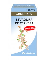 LEVADURA DE CERVEZA ARKOPHARMA 340 MG 48 CAPSULAS