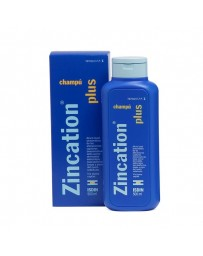 ZINCATION PLUS 10 MG/ML + 4 MG/ML CHAMPU MEDICINAL 500 ML
