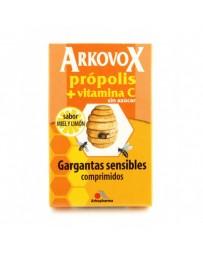 ARKOVOX PROPOLIS + VITAMINA C 24 COMPRIMIDOS MIEL Y LIMON