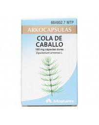 COLA DE CABALLO ARKOPHARMA 190 MG 100 CAPSULAS
