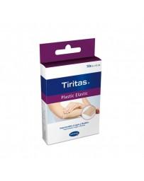 TIRITAS PLASTIC APOSITO ADHESIVO ELASTIC 10 X 6 CM 10 U