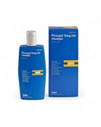 PIROXGEL 6 MG/ML CHAMPU MEDICINAL 125 ML