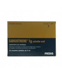 SARGISTHENE 1 G 20 AMPOLLAS BEBIBLES 5 ML
