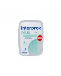 CEPILLO ESPACIO INTERPROXIMAL INTERPROX PLUS MICRO ENVASE AHORRO 10 U