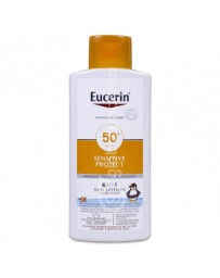 EUCERIN SUN PROTECTION 50+ LOCION INFANTIL SENSITIVE PROTECT 400 ML