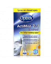 OPTREX ACTIMIST 2 EN 1 PICOR DE OJOS+ LAGRIMEO SPRAY 10 ML