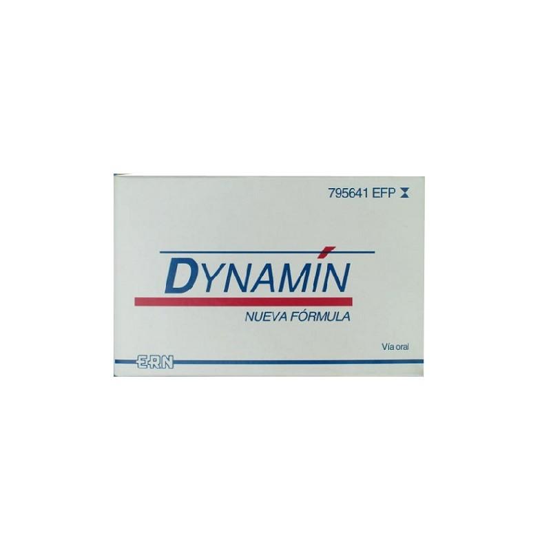 DYNAMIN 15 COMPRIMIDOS RECUBIERTOS