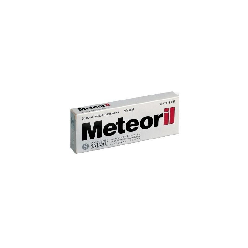 METEORIL 30 COMPRIMIDOS MASTICABLES