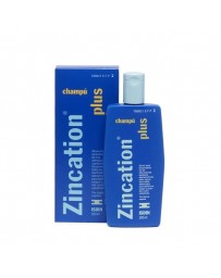 ZINCATION PLUS 10 MG/ML + 4 MG/ML CHAMPU MEDICINAL 200 ML