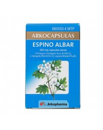 ESPINO ALBAR ARKOPHARMA 350 MG 84 CAPSULAS