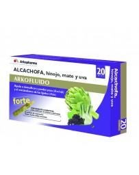 ARKOFLUIDO ALCACHOFA FORTE 15 ML 20 AMPOLLAS BEBIBLES