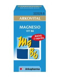 ARKOPHARMA MAGNESIO 73.5 MG 30 CAPSULAS