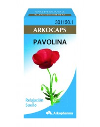 PAVOLINA ARKOPHARMA 48 CAPSULAS