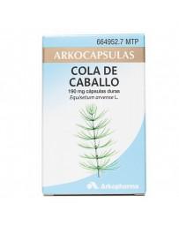 COLA DE CABALLO ARKOPHARMA 190 MG 50 CAPSULAS